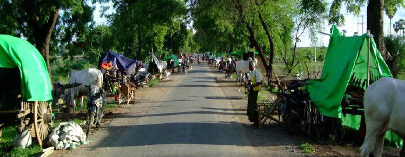 IOM Appeal - Myanmar Floods | August 2015 - February 2016
