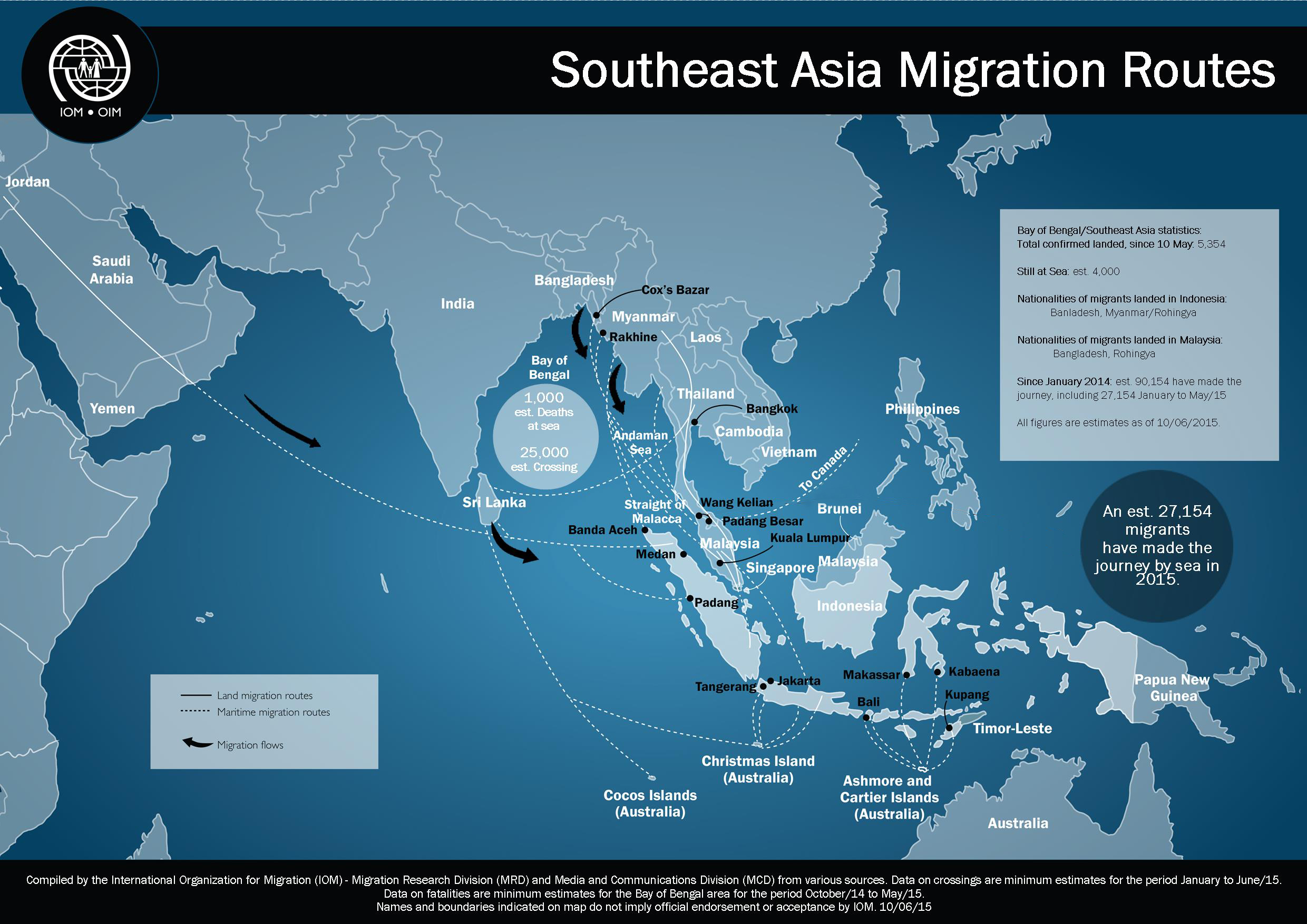 south east asian crisis Just as it took a deadly shipwreck to finally put the spotlight on the dire migrant crisis in the mediterranean, it's taken the stranding of some 6,000 migrants — and perhaps several times that number — at sea in southeast asia to raise the alarm about another migrant crisis stemming from what.