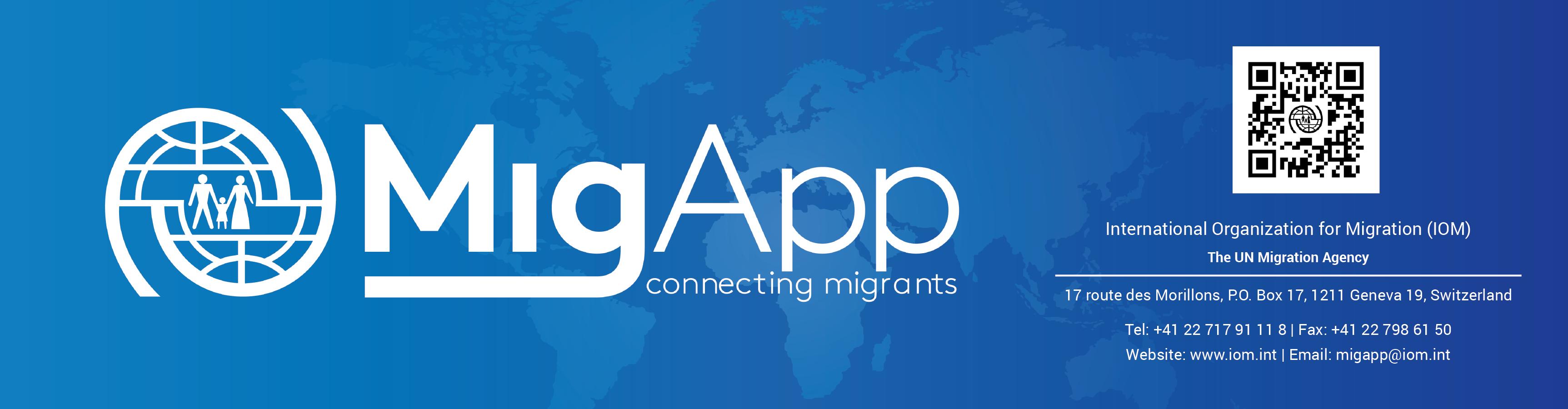Migapp International Organization For Migration