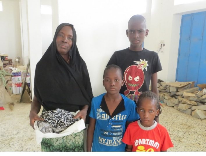 Migration, Kidnap, Relief: Amina's Story | International