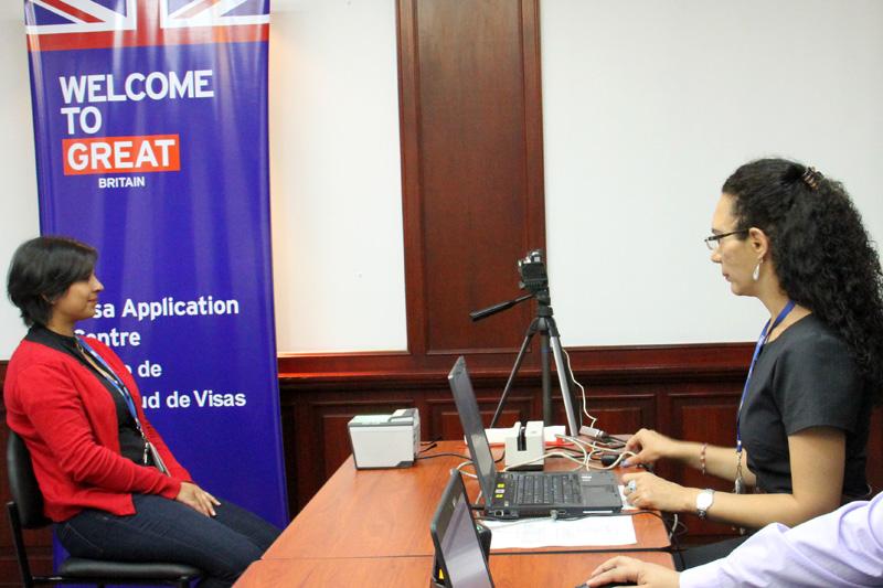 canadian temporary visa application jamaica