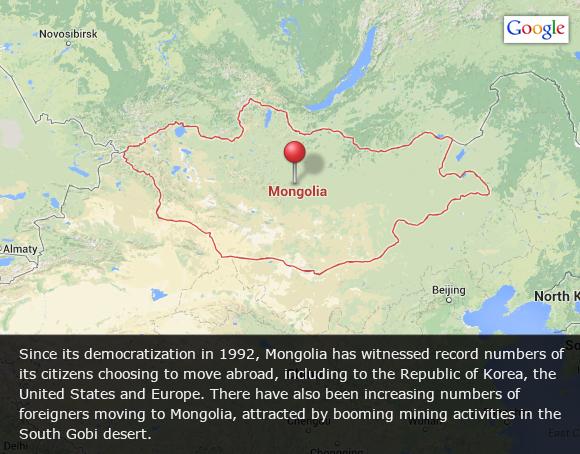 Mongolia Prepares for UN High-Level Dialogue on Migration