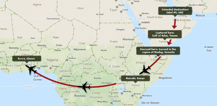 an analysis of the coast of somalia When five armed men in a small motorboat approached an oil tanker sailing off the coast of somalia on dec 9, the crew sprang into action they increased.