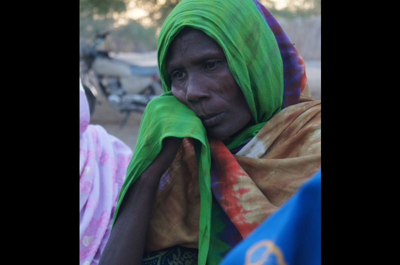 Most of the returnees have serious psychosocial conditions as they suffered violent experiences during their flight from Libya and, in many cases, lost their relatives, making reintegration into the new community more difficult. © IOM 2012