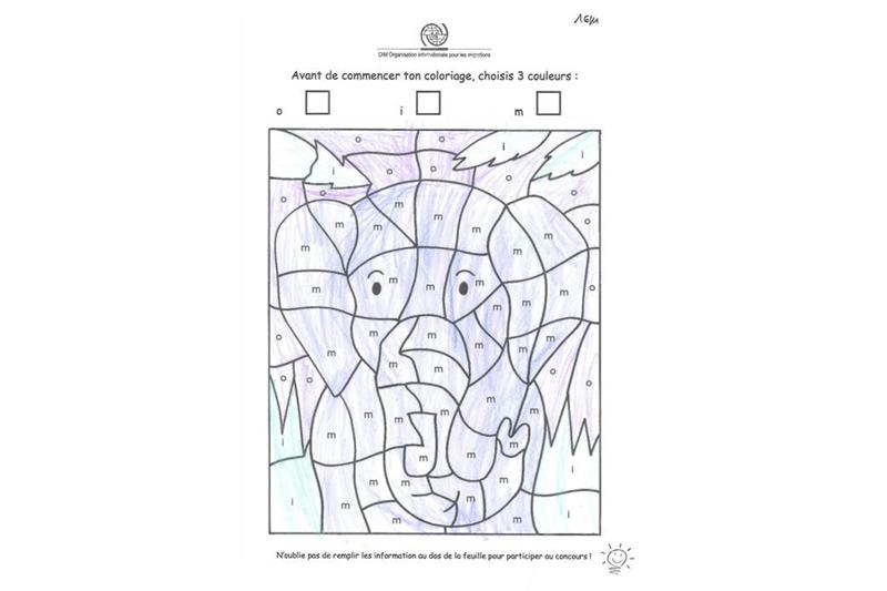 Los Mejores Dibujos Organizacion Internacional Para Las Migraciones