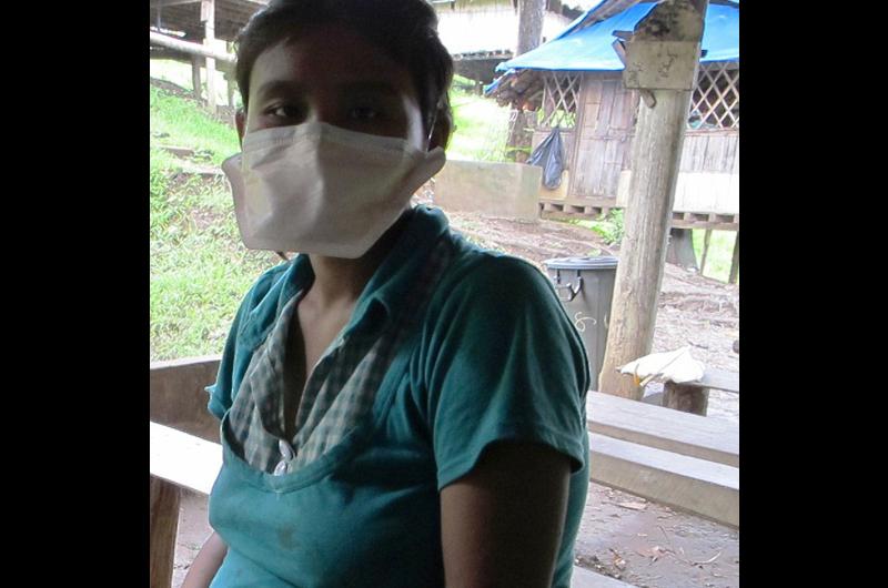 """Vista de la """"aldea de la tuberculosis"""", cercana a Mae Sot (Tailandia septentrional). Aquí las enfermeras de la OIM se ocupan de los refugiados que padecen tuberculosis activa. © OIM 2012"""