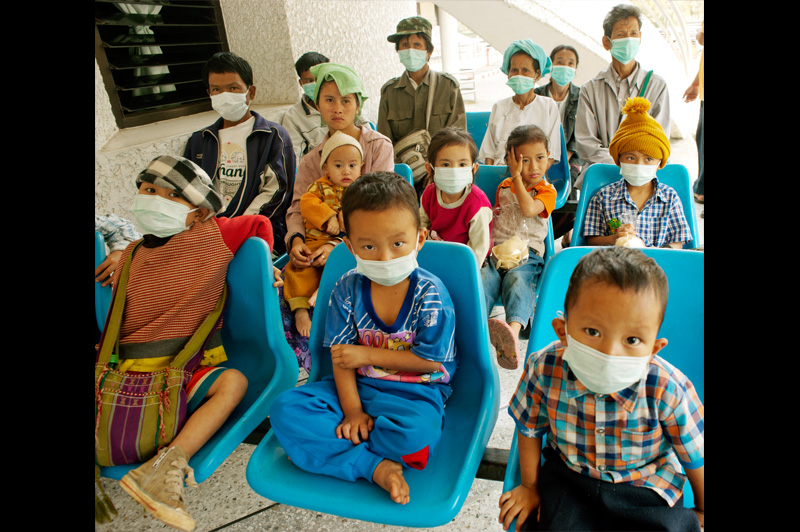 Strategies to prevent the spread of tuberculosis