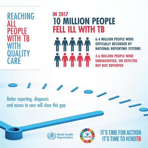 Human Mobility & Tuberculosis | International Organization