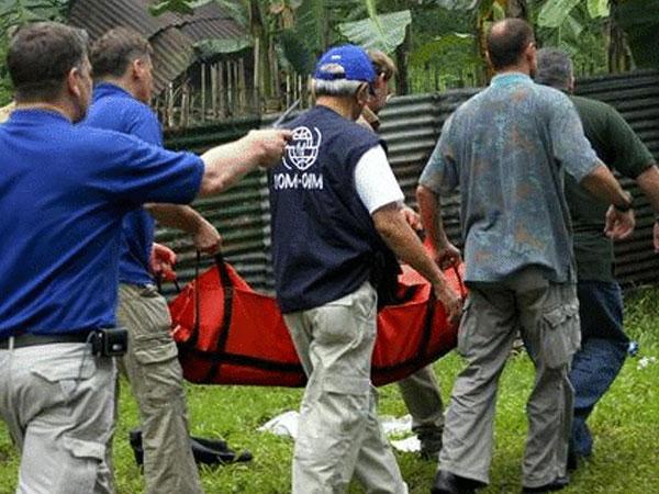 Staff Security Unit | International Organization for Migration