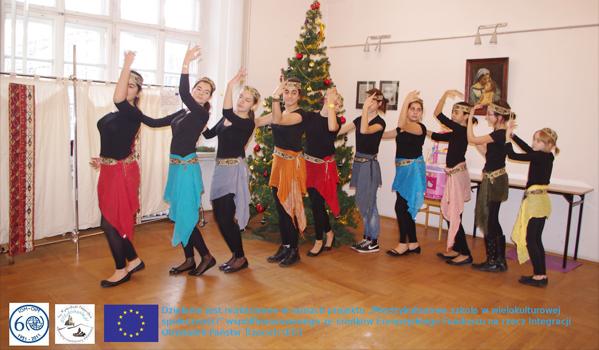 Polish Armenian Christmas celebrations. © IOM 2012