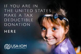 Donate to IOM, USAIM