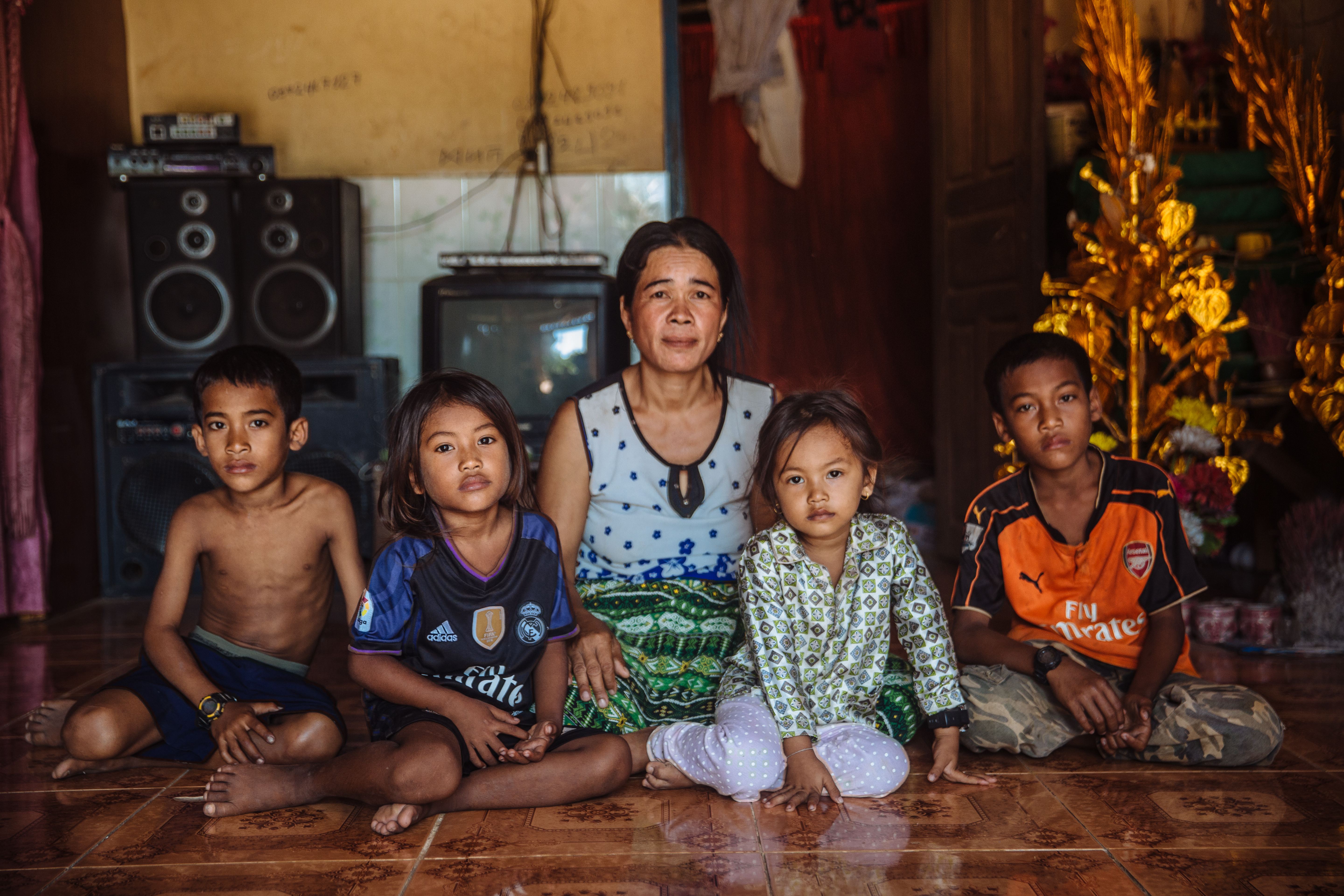 Migration and Families Left Behind in Cambodia