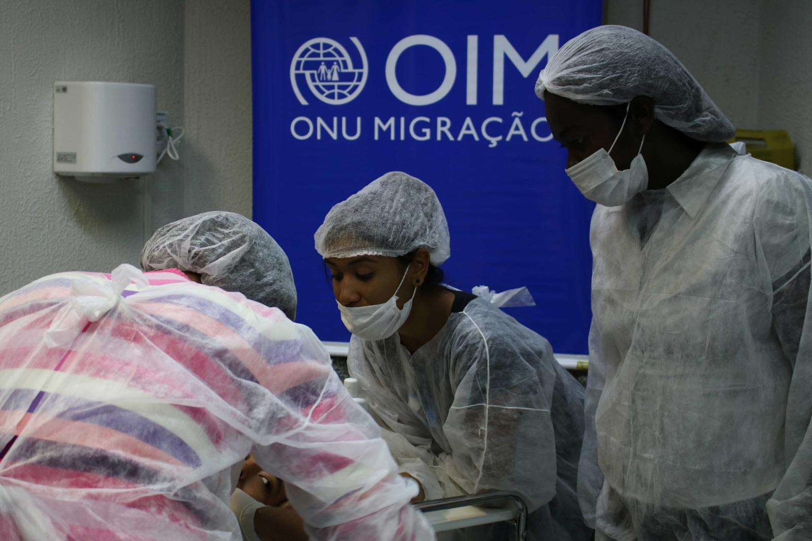 IOM Provides Support to Venezuelans in Brazil