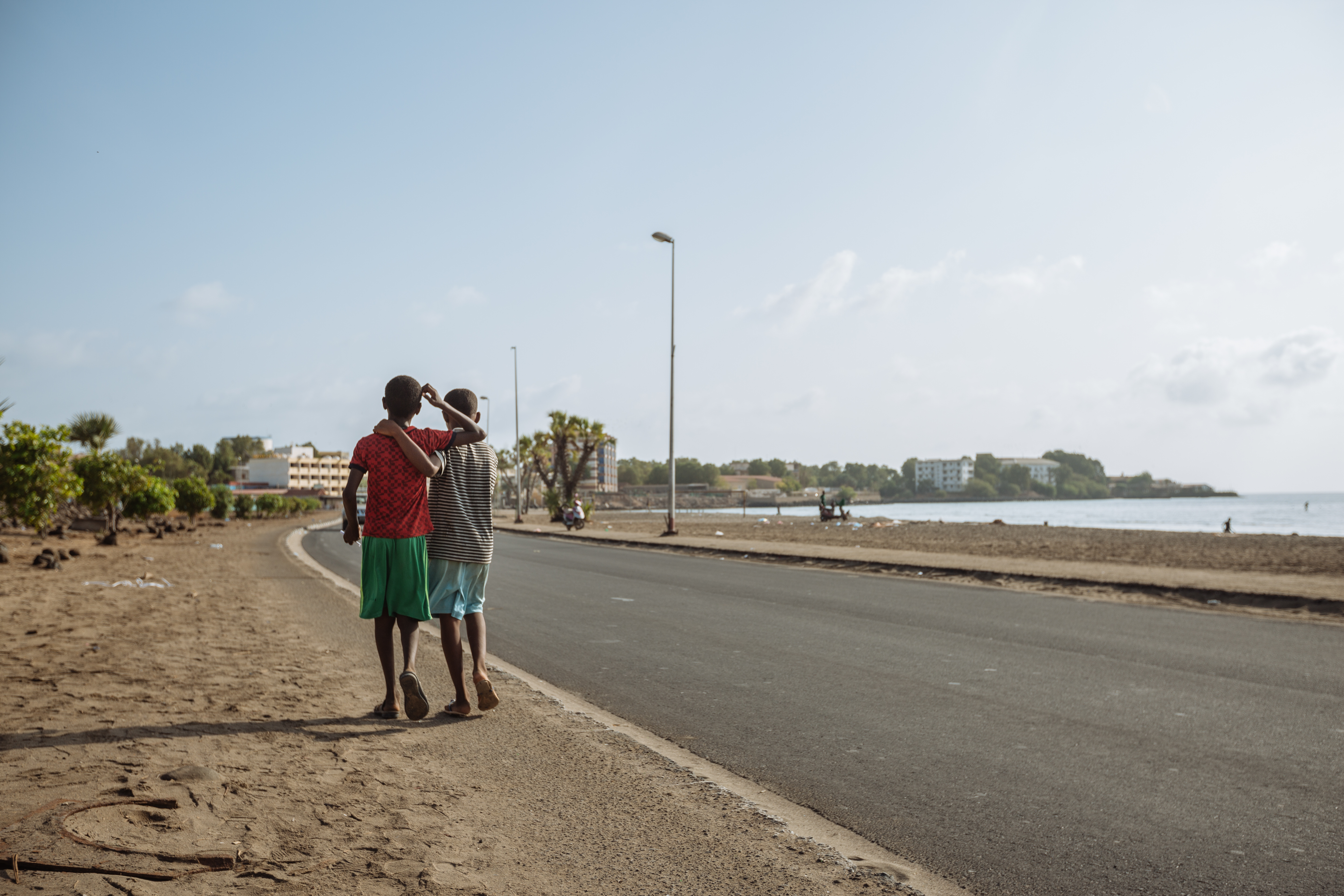 Djibouti Works to Assist Street Children, Beginning With a Study on Their Needs: IOM Report