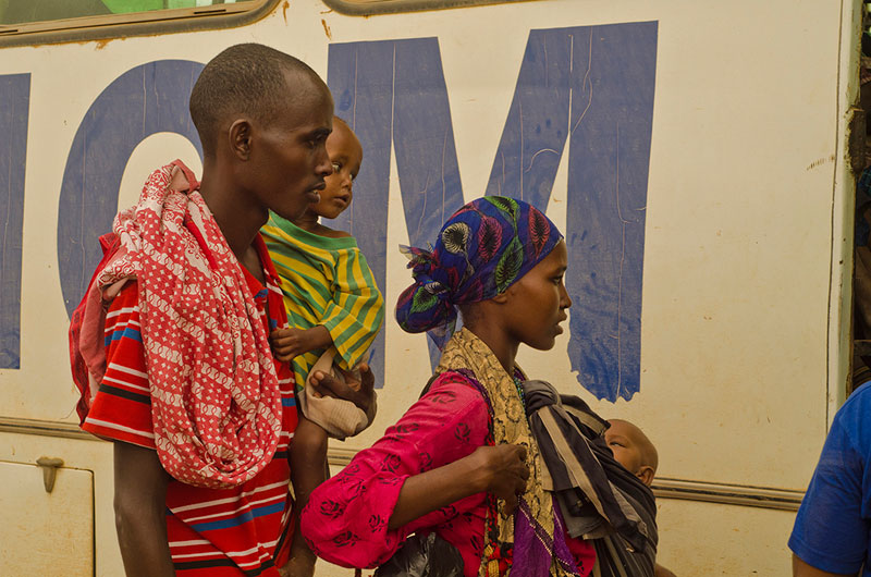IOM Provides Emergency Transport to Somali Refugees in