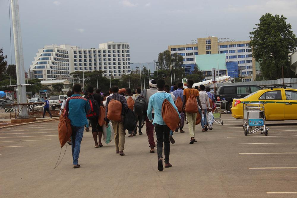 Ethiopian Returnees Recall Harrowing Irregular Migration Ordeals