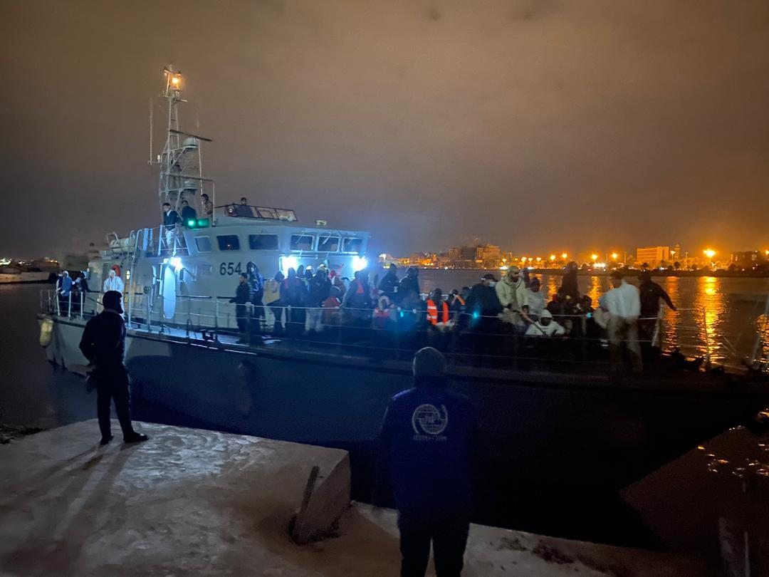 Nearly 1,000 Migrants Returned to Libya in the First Two Weeks of 2020: IOM