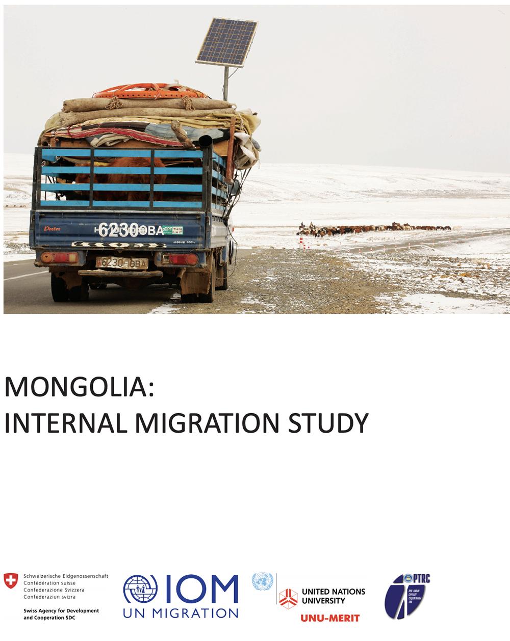 Mongolia Internal Migration Drives Urbanization, De-population of