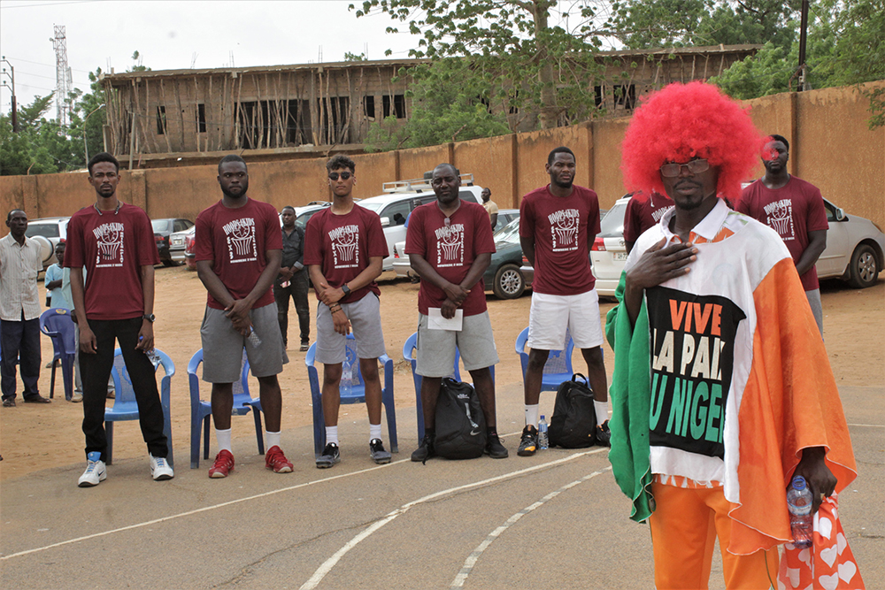 Basketball Summer Camp in Niger Brings Back Hope to West African Youth