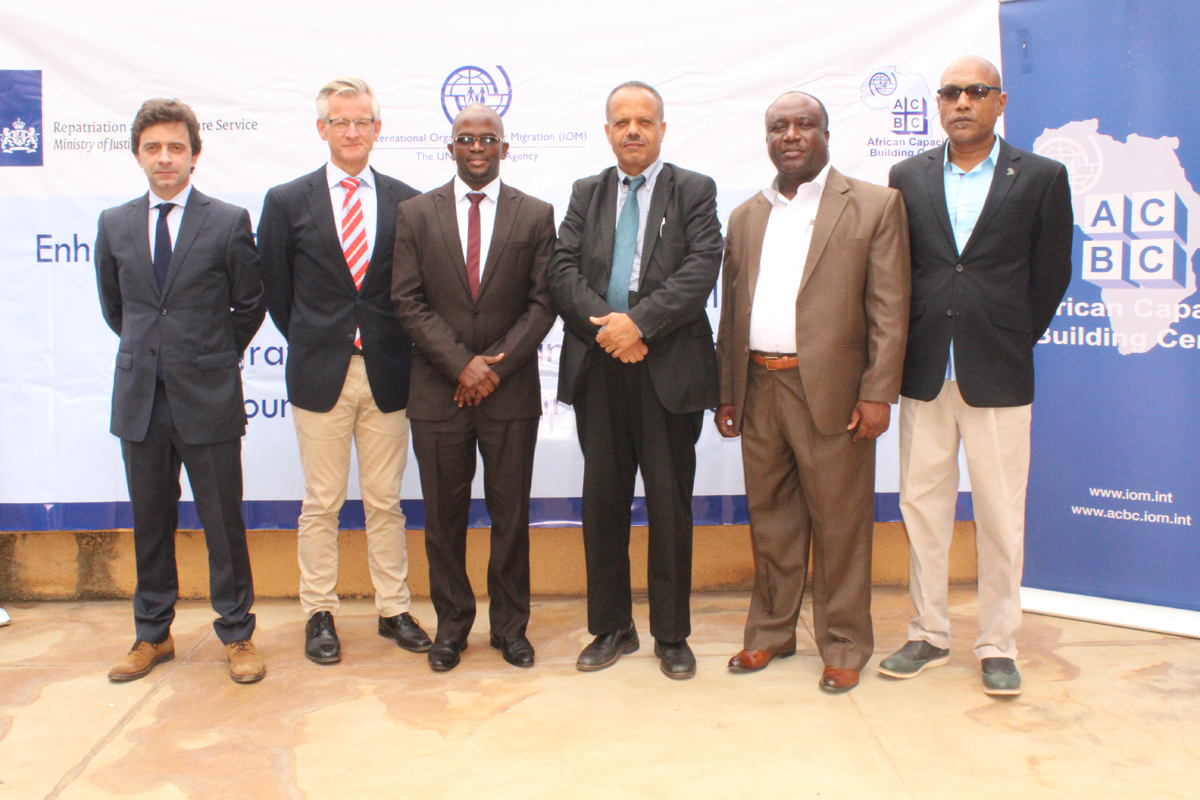 IOM Upgrades Tanzania Regional Immigration Training Academy Forensic Lab