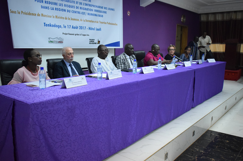 UN Migration Agency Launches New Project to Promote Youth Employment in Burkina Faso