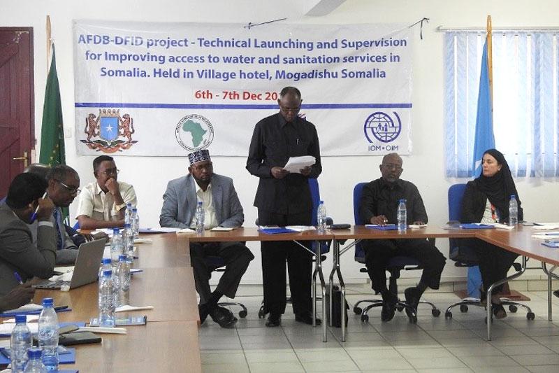 UN Migration Agency, African Development Bank Work to