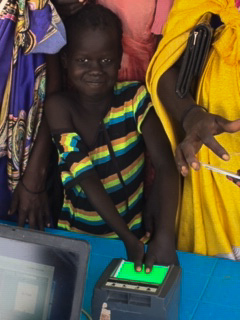 IOM, WFP Conduct First Beneficiary Data Exchange in South