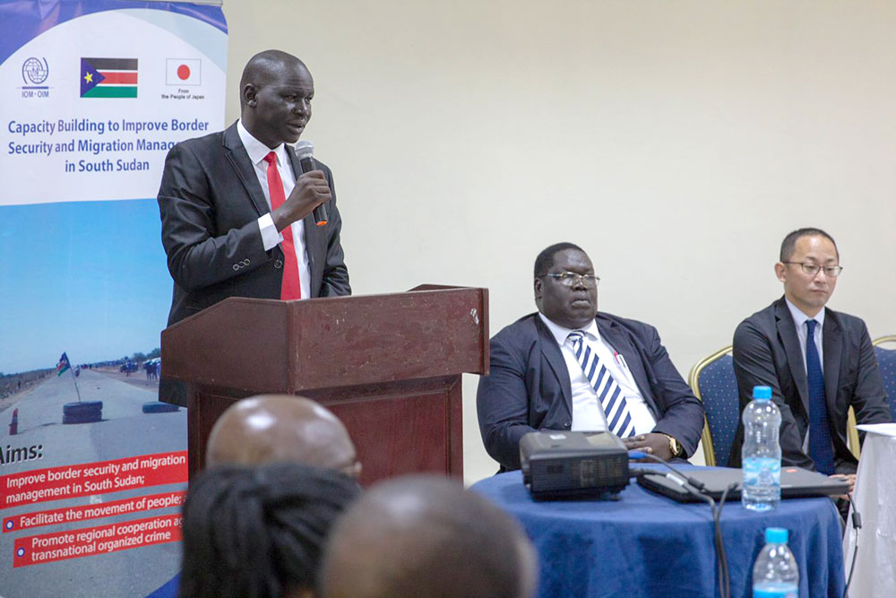 IOM Supports South Sudan in Developing Its First Migration