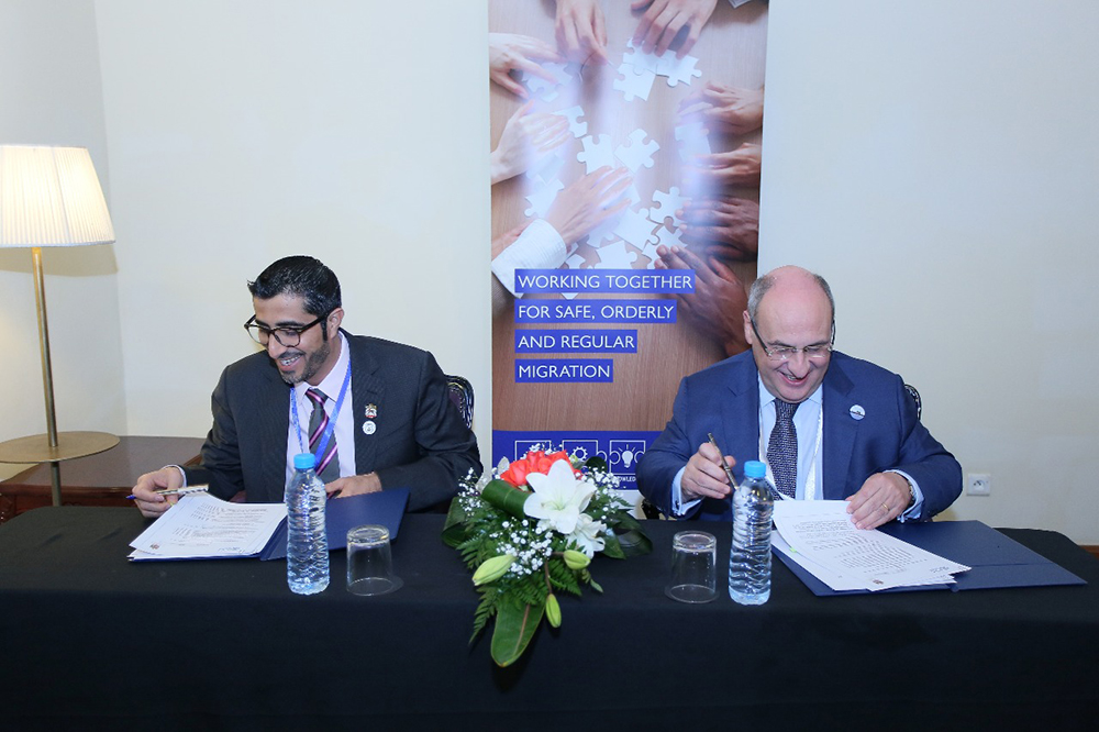 United Arab Emirates signs accord with IOM on orientation guidelines