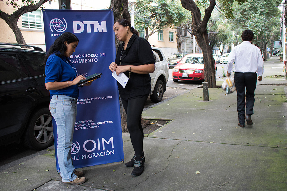 Numerous Venezuelans in Central America and Caribbean at Risk of Trafficking, Exploitation and Discrimination,Shows IOM Analysis
