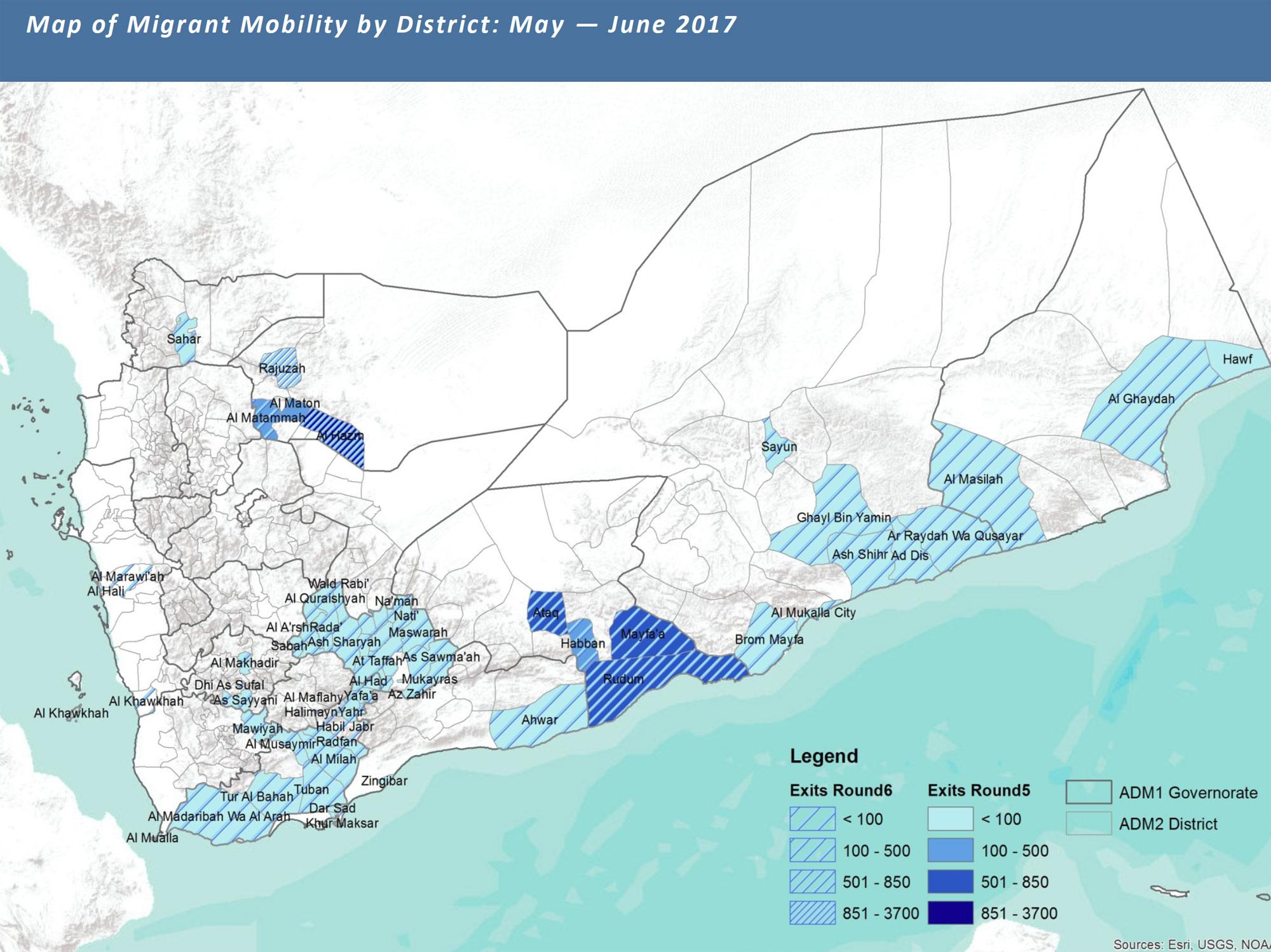 UN Migration Tracks Migrant Populations, Needs in Yemen