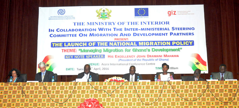 Ghana Launches National Migration Policy | International