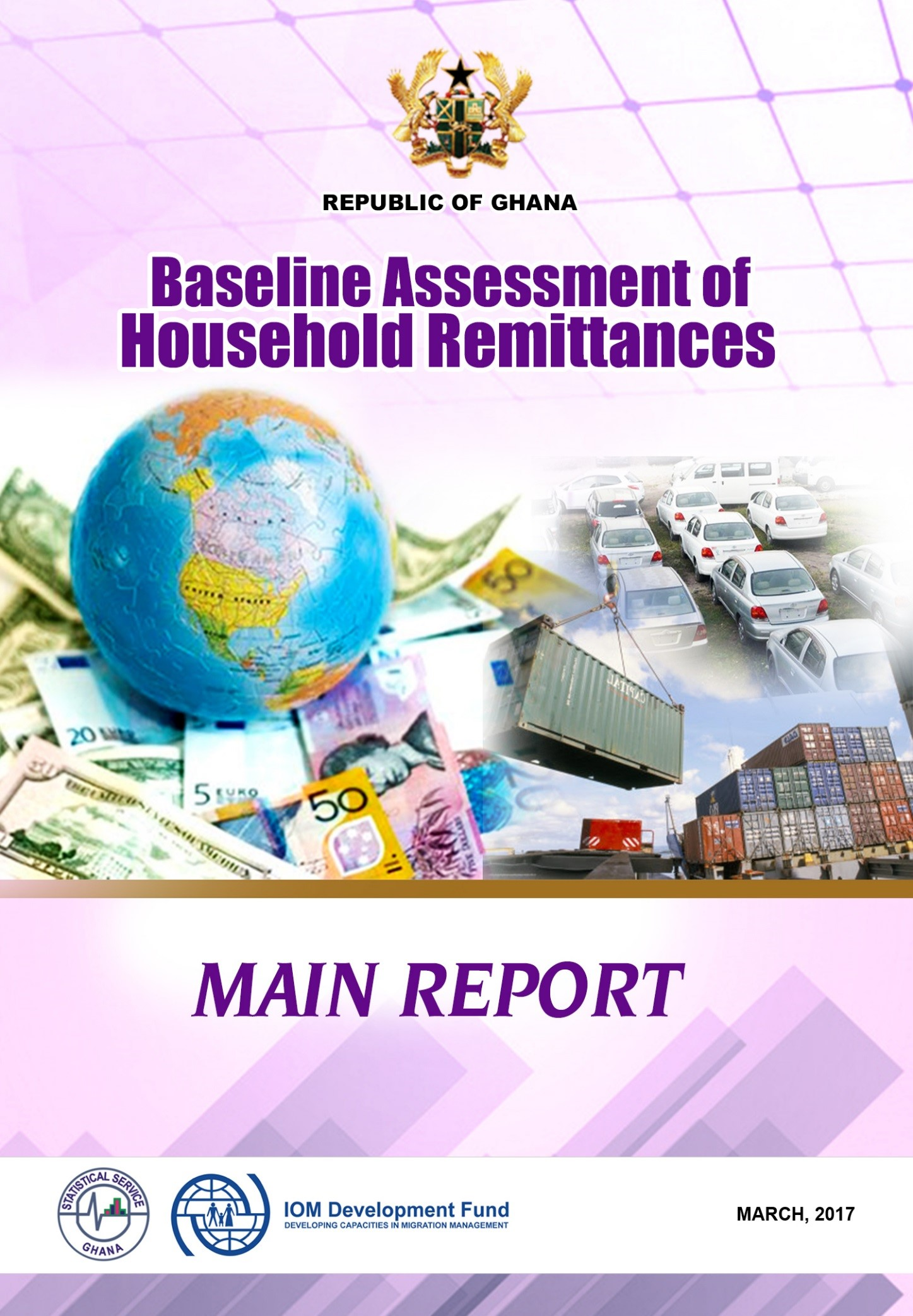 IOM Study in Ghana Finds Remittances Nearly Doubled