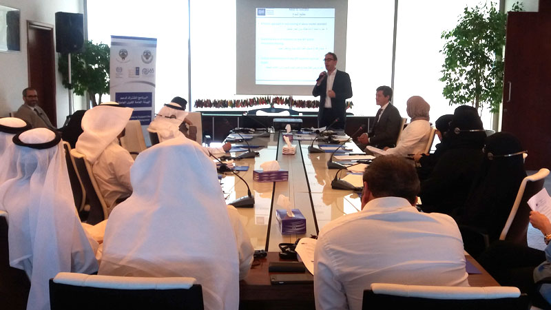 Effects of Social Networks on Kuwait Labour Market: IOM Study