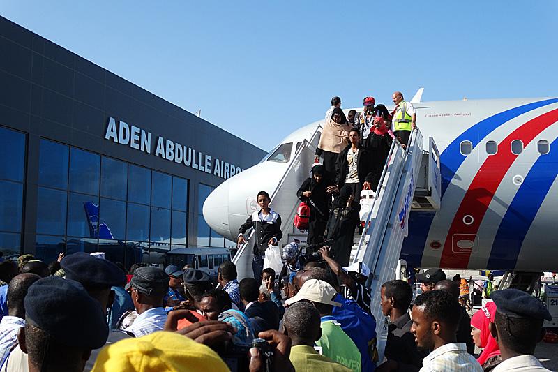 """Résultat de recherche d'images pour """"somalia, aden abdulle international airport"""""""