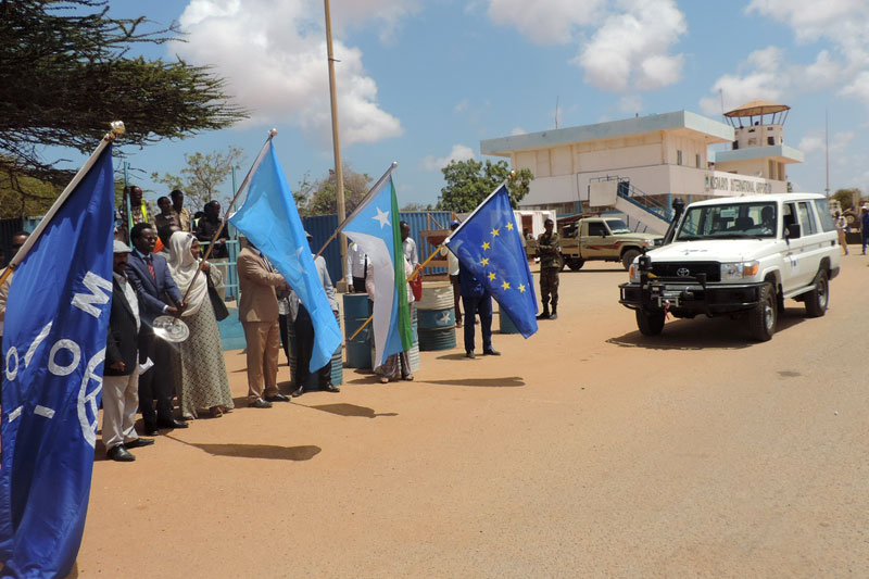 IOM, UNHCR Launch EU-Funded Stability Project in Somalia