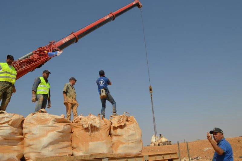 IOM, UN Agencies Deliver Urgent Relief to People Stranded at