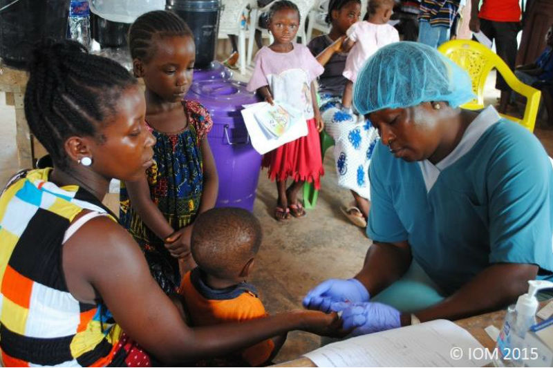 Central and West Africa - Ebola Crisis Response Situation Report | 31 July 2015