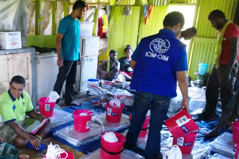 Fiji - Cyclone Winston Emergency Response | 22 March 2016