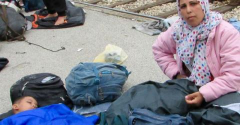 European Migration Crisis - IOM Emergency Response Plan for Serbia and the FYROM | September 2015