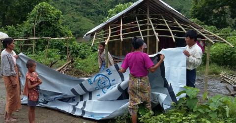 IOM Appeal - Myanmar / Rakhine State | April 2016 - April 2018