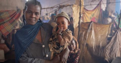 IOM Appeal - Ethiopia: Gedeo and West Guji, July-December 2018
