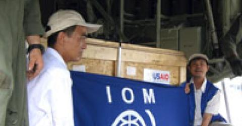 © IOM 2008 (Photo: Edwin Ramos)