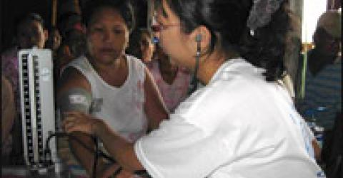 © IOM 2008 - MMM0060 (Photo: Rose Marie Baguios)