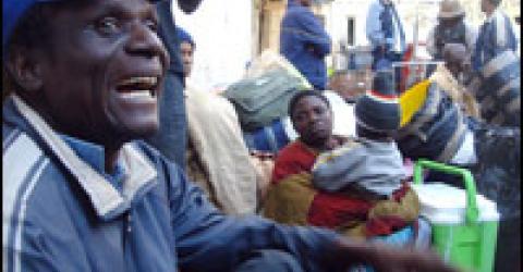 © IOM 2008 (Photo: Nde Ndifonka)