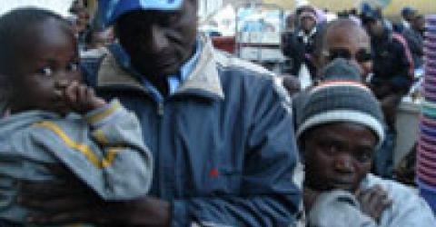 © IOM 2008 - MZA0032 (Photo: Nde Ndifonka)