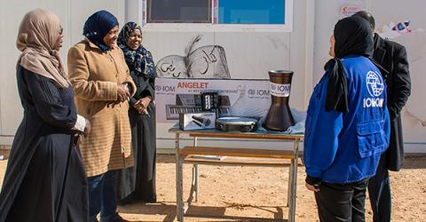 Libya: Essential Humanitarian Support Reaches Communities in Tawergha, Nearby Areas