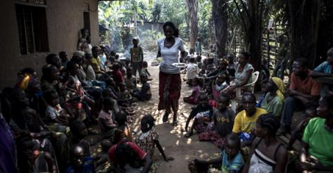 IOM: Humanitarian Situation in DRC Deteriorates to Alarming Level