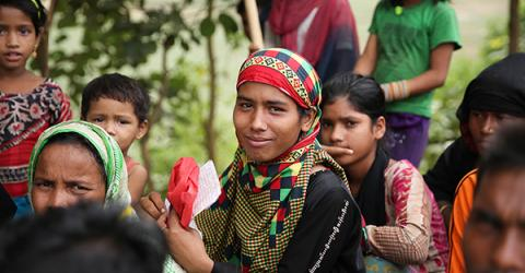 UN Migration Agency Appeals for USD 182 Million to Help 900,000 Rohingya Refugees, Local Community in Bangladesh