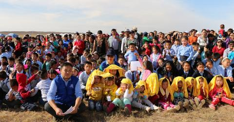Mongolia | International Organization for Migration